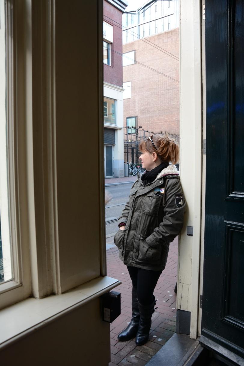 Hope in Amsterdam